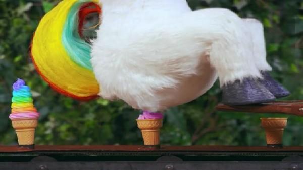Squatty Potty Advert Involves A Unicorn Pooing Ice Cream