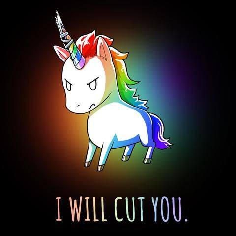 Stabby The Unicorn