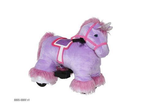 Stable Buddies Plush Unicorn Ride