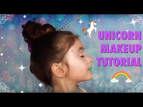 Tarte Cosmetics Unicorn Makeup Tutorial