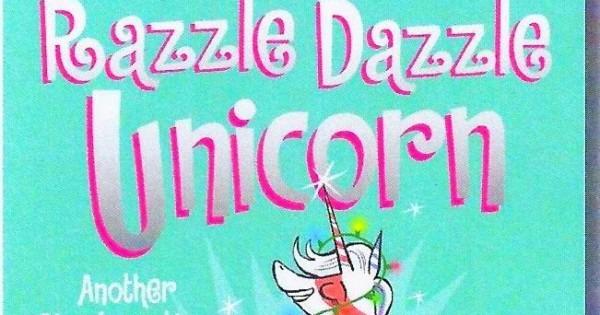 The Fairy Blog  Review Of Dana Simpson's Razzle Dazzle Unicorn
