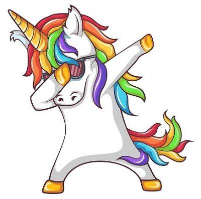The Funniest Animated Unicorns