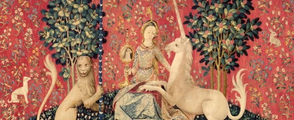The Lady And The Unicorn    Art Gallery Nsw