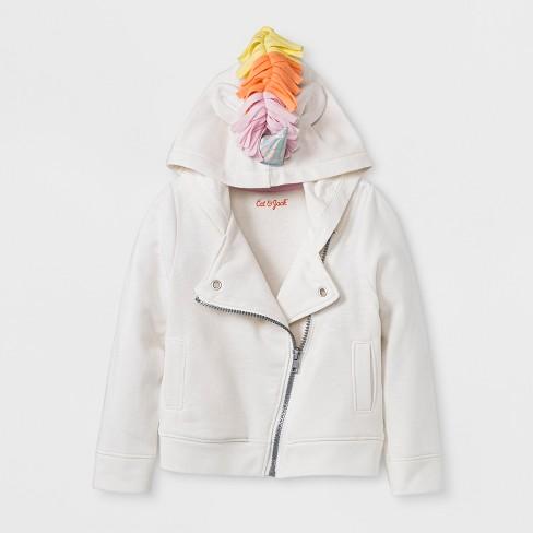 Toddler Girls' Unicorn Sweatshirt