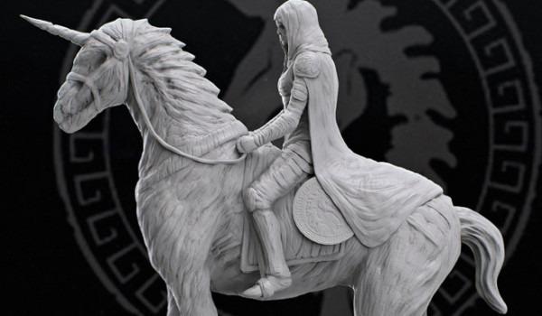 Trojan Horse Was A Unicorn Tribute By Riyahd Cassiem – Zbrushtuts
