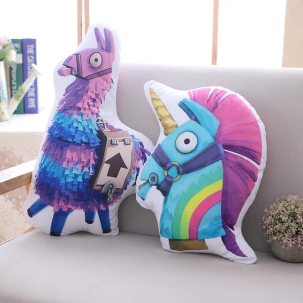Troll Stash Llama Plush Toy Hot Game Soft Alpaca Rainbow Horse