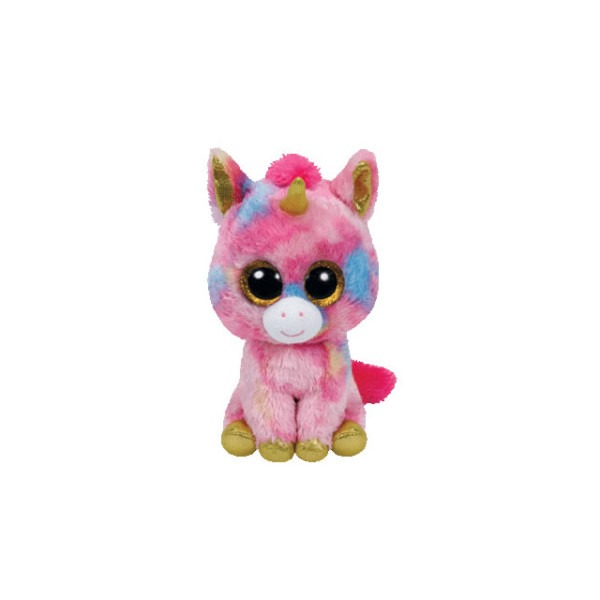 Ty Beanie Boos Fantasia The Unicorn