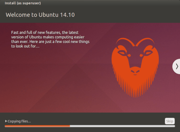 Ubuntu 14 10 (utopic Unicorn) Desktop Screenshots Tour