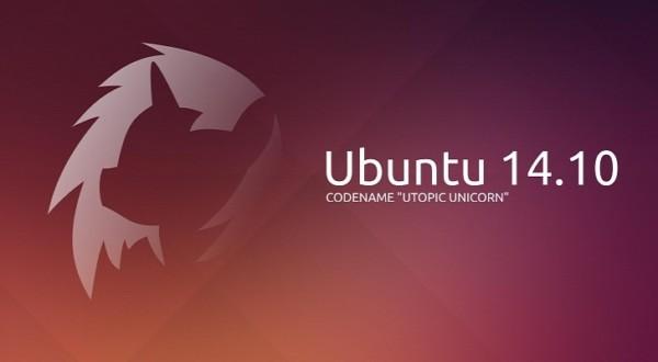Ubuntu 14 10 (utopic Unicorn) Hits Feature Freeze