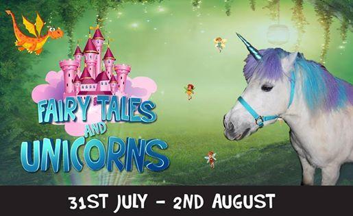 Unicorn And Fairy Tales At 4 Kingdoms Adventure Parka339, Rg19 8jy