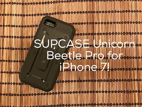 Unicorn Beetle Pro For Iphone 7  A Tough Case Better Than Otterbox