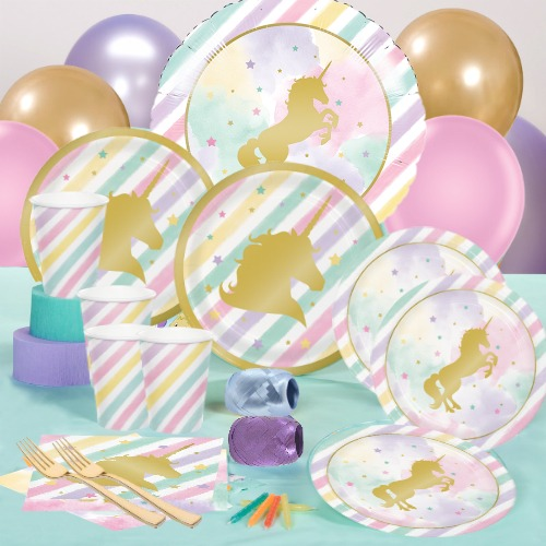 Unicorn Birthday Party Supplies Party Supplies Canada