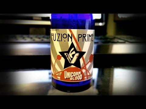 Unicorn Blood Prime By Fuzion Vapor