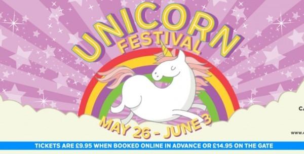 Unicorn Festival At Cannon Hall Farm