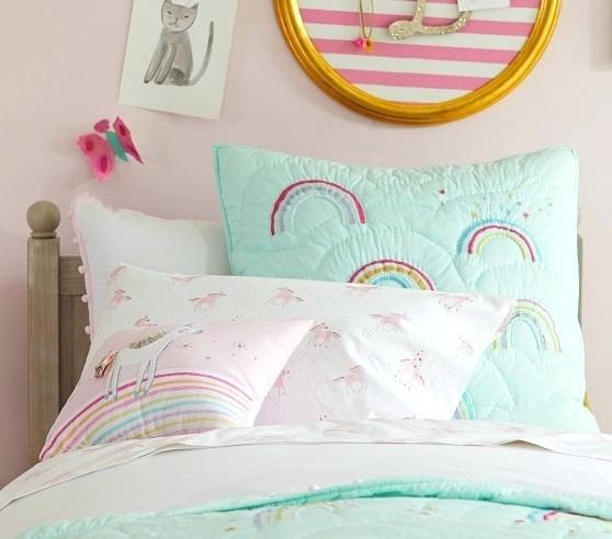 Unicorn Full Size Bedding Amazing Unicorn Rainbow Sheet Set