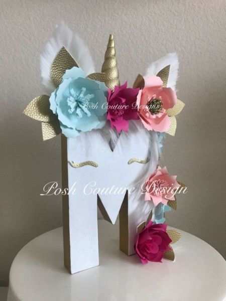 Unicorn Gift Set  Unicorn Birthday Gift  Unicorn Baby Shower