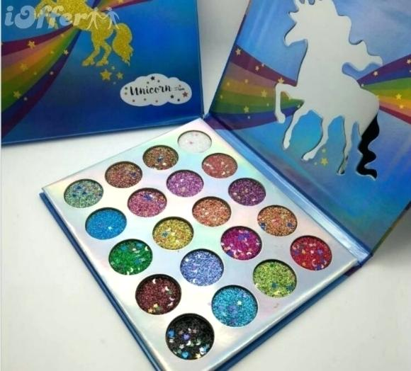 Unicorn Glitter Eyeshadow