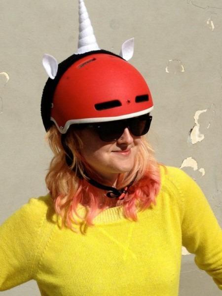 Unicorn Bike Helmet Uk