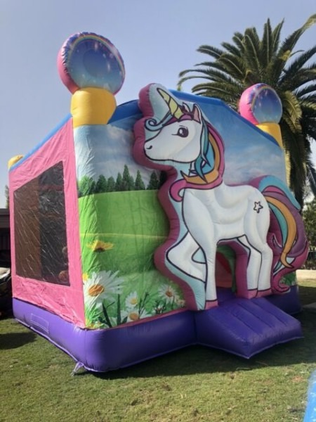 Unicorn Jumping Castle For Sale
