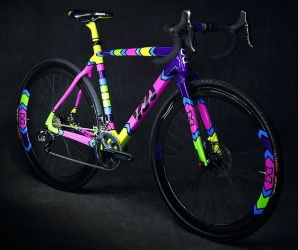 """Unicorn Kitty"""" Road Bike By @lovbikes More Info And Pics At"""