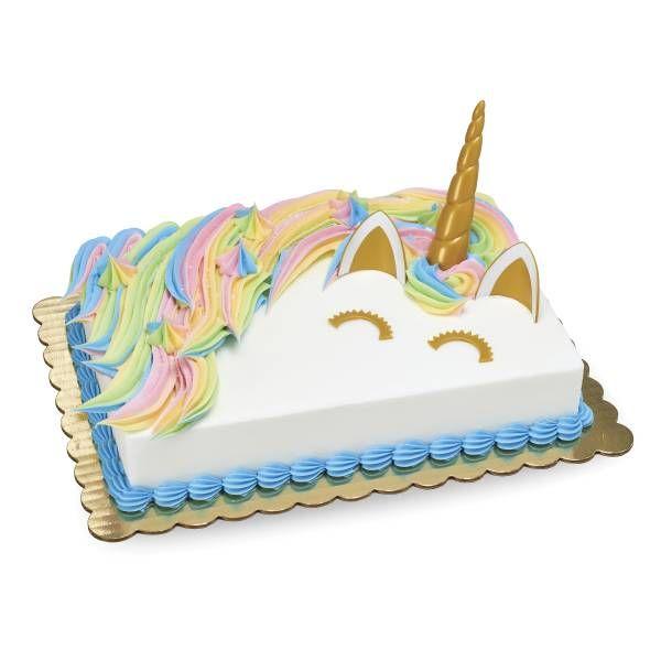 Unicorn Magic Cake From Publix