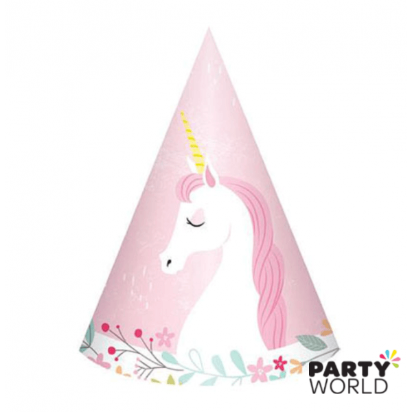 Unicorn Party Hats (8) In 2019