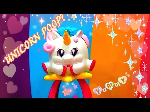 Unicorn Poop  & Chocolate Egg Maker New Toys!