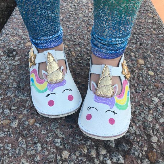 Unicorn Shoes Girls Unicorns T