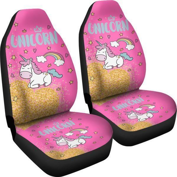 Unicorn Sparkle Car Seat Covers