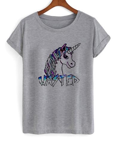 Unicorn Wasted Shirt