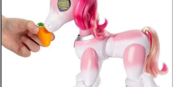 Zoomer Enchanted Unicorn Walmart