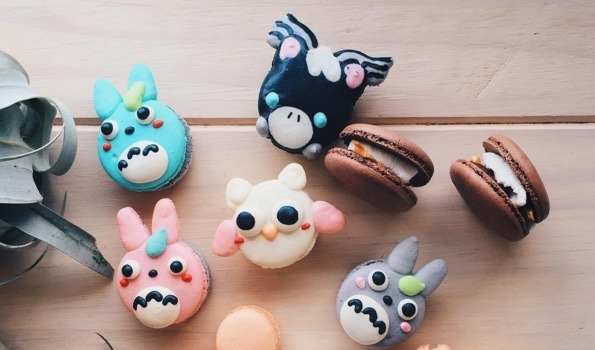 10 Insanely Cute L A  Food Creations That Will Make You Smile