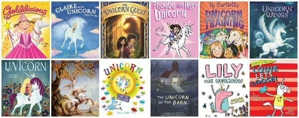 22 Magical Children's Books About Unicorns (picture & Chapter Books)