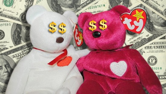 9 Most Valuable Beanie Babies