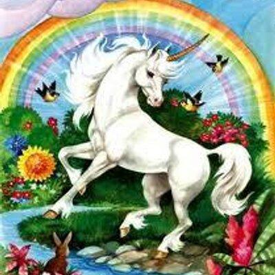 A Happy Unicorn (@unicornsaregods)