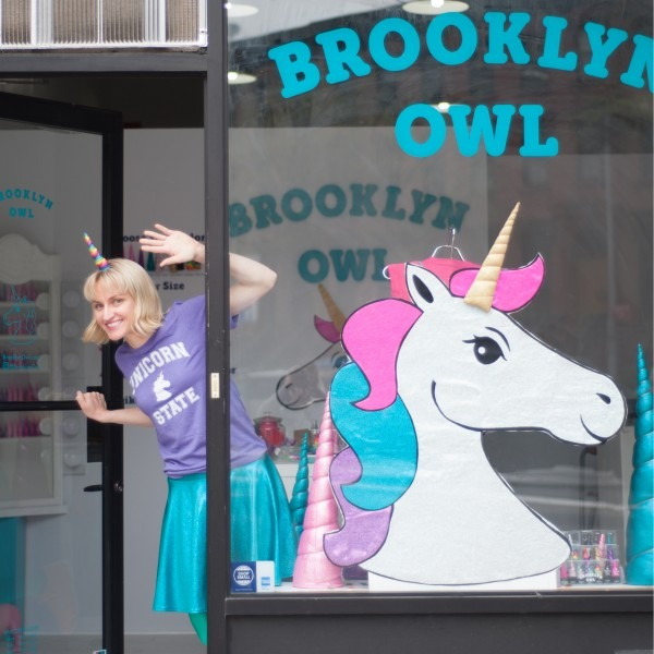 A Unicorn Grows In Brooklyn – And Opens Her Own Store « Markets Of