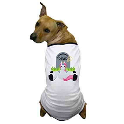Amazon Com   Cafepress Emoji Dead Unicorn Dog T Shirt Dog T