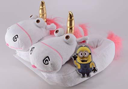 Amazon Com   Universal Studios Despicable Me Fluffy Unicorn Plush