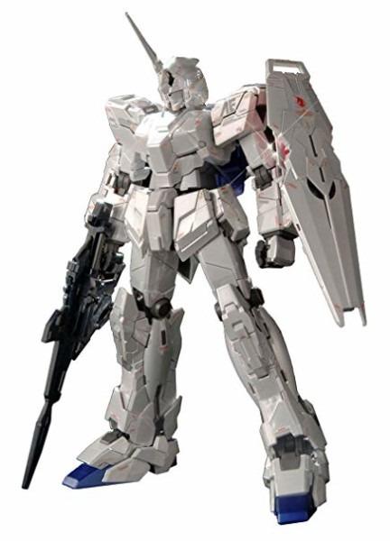 Amazon Com  Bandai Hobby Unicorn Gundam Ver  Ka Titanium Finish