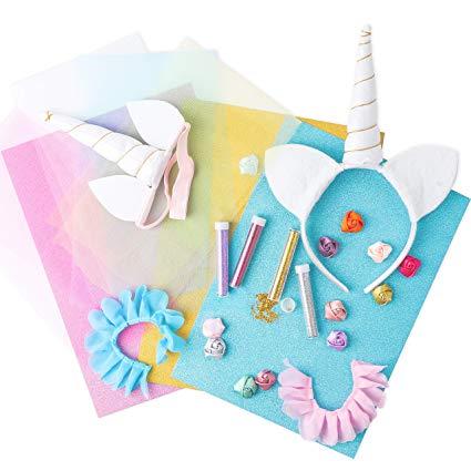 Amazon Com  Beyumi Unicorn Craft Kit, 2pcs Diy Glitter Unicorn