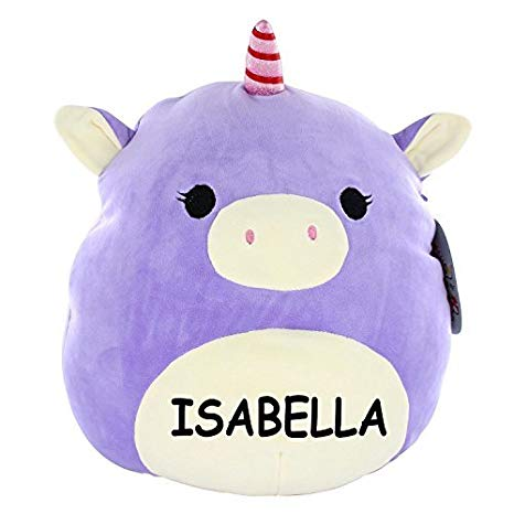 Amazon Com  Customized Kellytoy Squishmallow Astrid The Purple