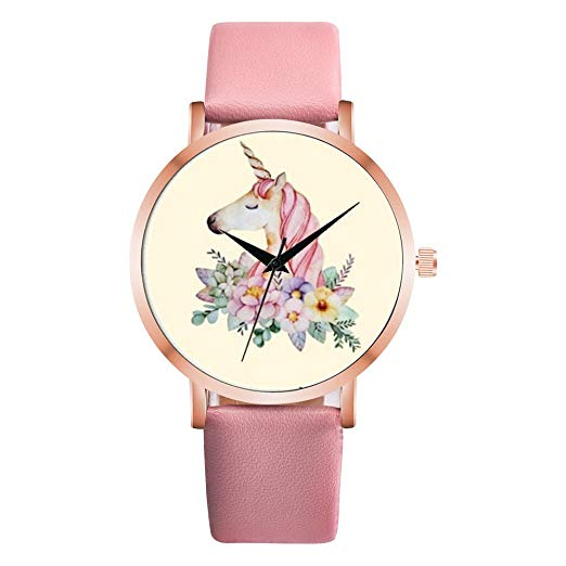 Amazon Com  Elegant Unicorn Women's Watches