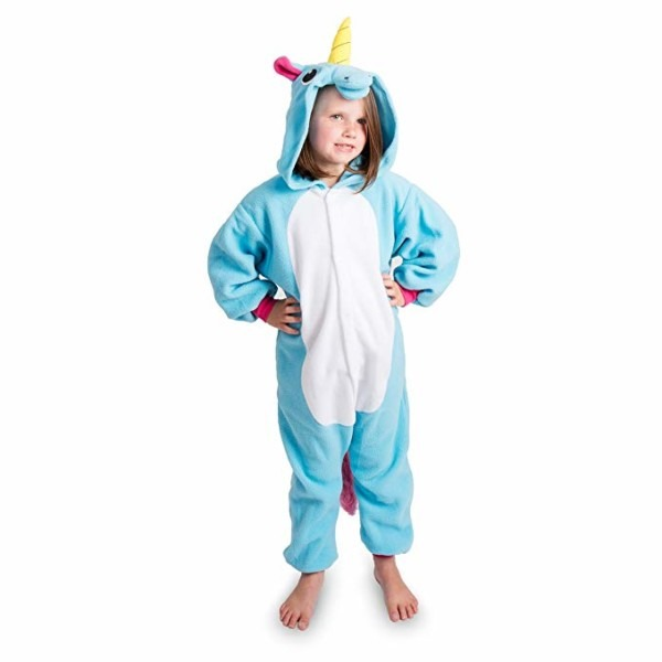 Amazon Com  Emolly Fashion Kids Animal Unicorn Pajama Onesie