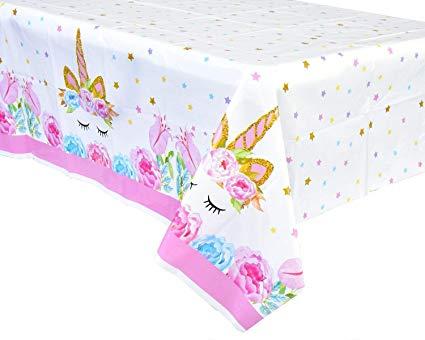 Amazon Com  Fzr Legend [upgraded] Unicorn Birthday Party Supplies