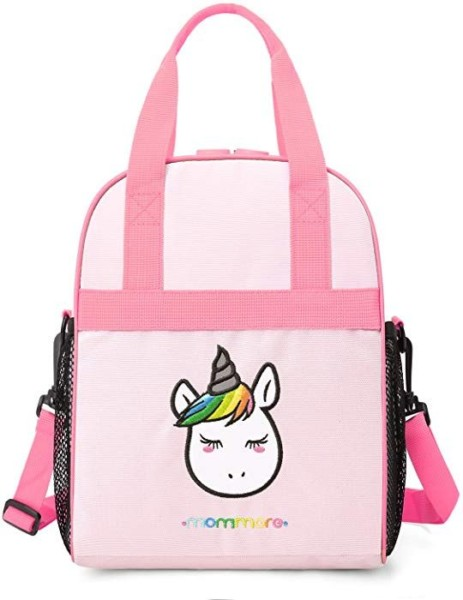 Amazon Com  Mommore Portable Unicorn Lunch Bag For Kids Insulated