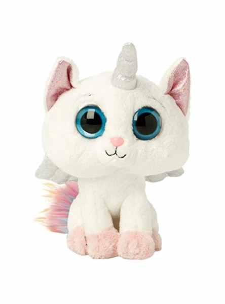 Amazon Com  Unicorn Kitty Plush  Toys & Games