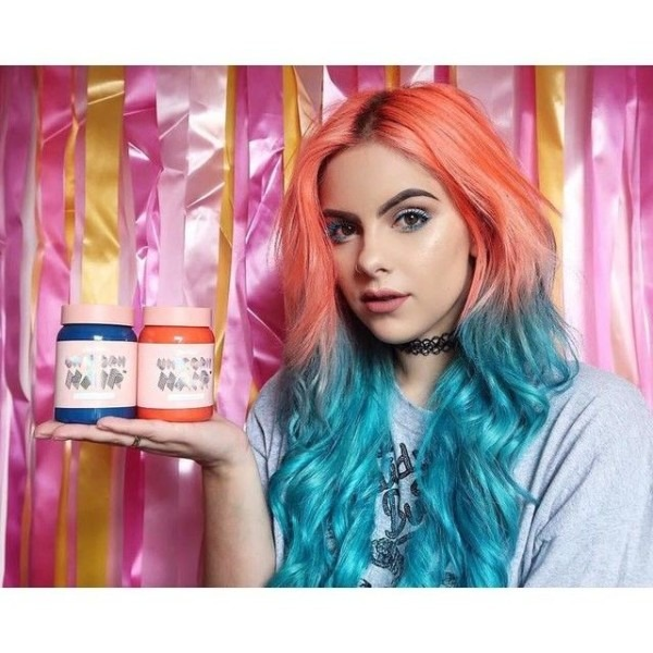 Anime Unicorn Hair Dye