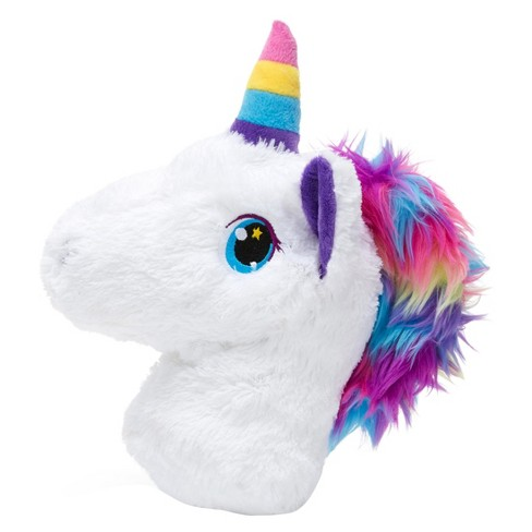 Bark Rainbow Unicorn Dog Toy