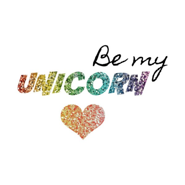 Be My Unicorn