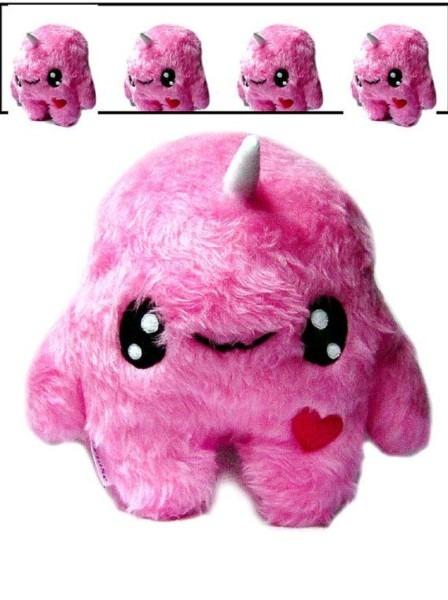 Big Fluse Kawaii Plush Unicorn Cute Monster Pink